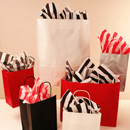 Gloss Colors Shopping Bags